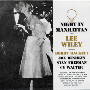 Night In Manhattan (Japanese edition) album