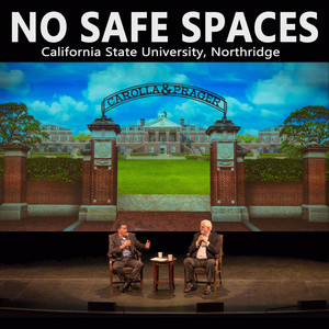 No Safe Spaces: California State University, Northridge Audiobook