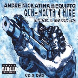 Gun-Mouth 4 hire Horns and Halos #2 album