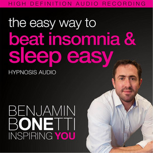The Easy Way to Beat Insomnia and Sleep Easy (Hypnosis) cover art