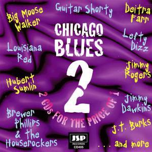 Highway Man Blues by Jimmy Dawkins