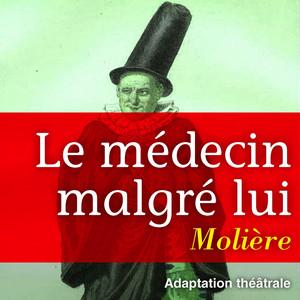 Molière : le médecin malgré lui Audiobook