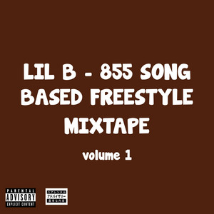 855 Song Based Freestyle Mixtape, Vol. 1