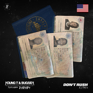 Don't Rush cover art