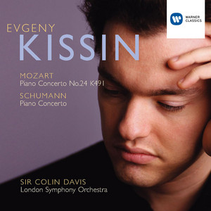 Schumann: Piano Concerto in A Minor, Op. 54: I. Allegro affettuoso by Robert Schumann, Evgeny Kissin, Sir Colin Davis, London Symphony Orchestra