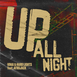 Up All Night cover art