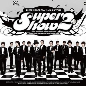 Super Show 2 (The 2nd Asia Tour Concert Album)
