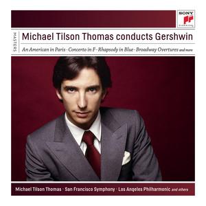Michael Tilson Thomas Conducts Gershwin album