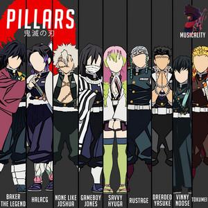 Pillars (Demon Slayer) cover art