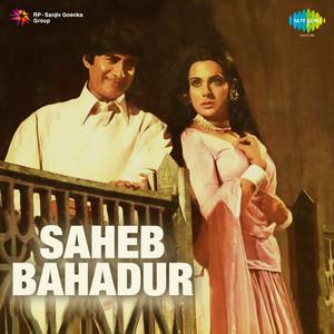Saheb Bahadur (Original Motion Picture Soundtrack) album