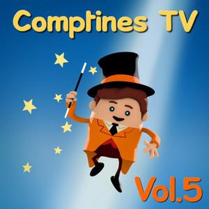Comptines TV, Vol. 5 - Comptines