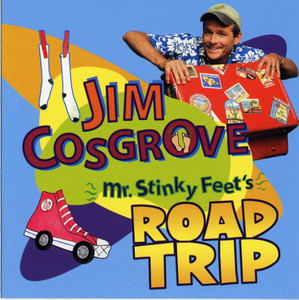 Mr. Stinky Feet's Road Trip (U.S. Version)