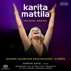 12 Songs, Op. 21 (text by J.M. Guyot and A.M. Apukhtin): No. 6. Otrivok iz A. Myusse (Fragment from Musset) by Sergei Rachmaninoff, Karita Mattila, Martin Katz