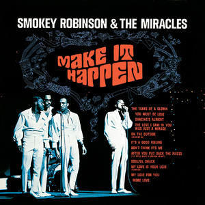 Smokey Robinson And The Miracles – The Tears Of A Clown (Studio Acapella)