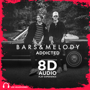 Addicted (8D Audio)