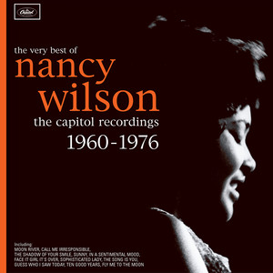 The Very Best of Nancy Wilson: The Capitol Recordings 1960-1976 album