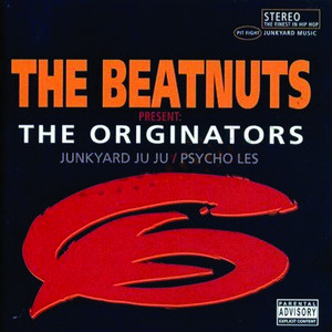 The Beatnuts ft Tony Touch – Work That Pole (Studio Acapella)