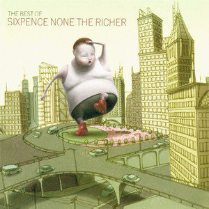 The Best Of Sixpence None The Richer album