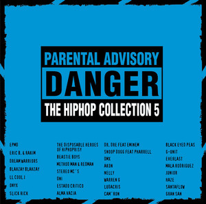 """Danger """"The Hip Hop Collection 5"""""""