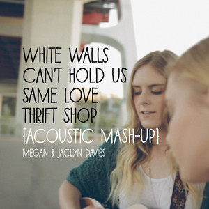 White Walls/Can't Hold Us/Same Love/Thrift Shop (Acoustic Mashup) Feat. Jaclyn Davies