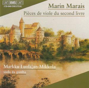 Pieces de viole, Book 2: Tombeau pour monsieur de Sainte Colombe (109)