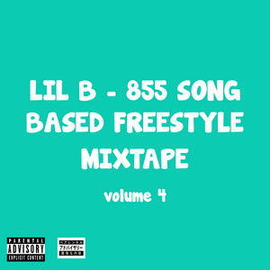 855 Song Based Freestyle Mixtape, Vol. 4
