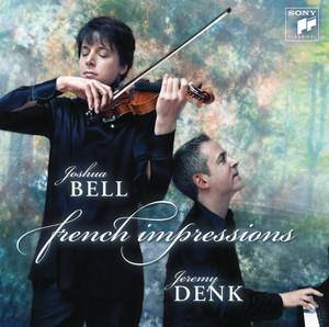 Violin Sonata in A major, FWV 8: I. Allegretto ben moderato by César Franck, Joshua Bell, Jeremy Denk