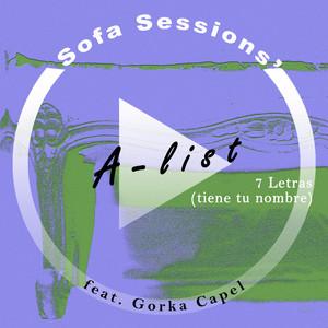 7 Letras (tiene Tu Nombre) (Sofa Sessions' A-list)
