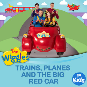 Trains, Planes And The Big Red Car
