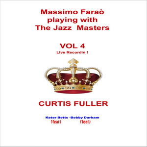 Massimo Faraò Playing with the Jazz Masters, Vol. 4 album