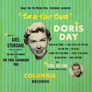 Tea For Two (with Gene Nelson, Axel Stordahl & His Orchestra & The Page Cavanaugh Trio) album