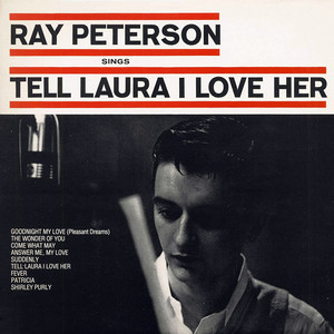 Ray Peterson Sings Tell Laura I Love Her album