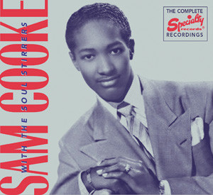 Sam Cooke With The Soul Stirrers album