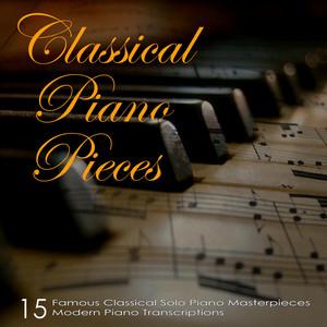 Ellens Gesang III (Ave Maria), Op. 52, No. 6, D. 839 (Piano Arrangement) by Renato Ferrari, Classical Music DEA Channel, Piano Music DEA Channel