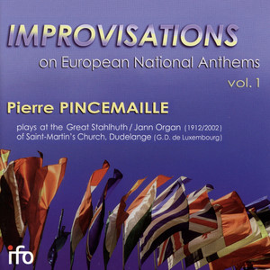 European Hymn 2. Postlude by Pierre Pincemaille