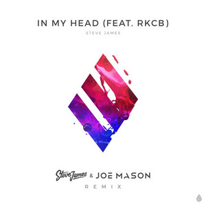 In My Head (Joe Mason Remix) album cover