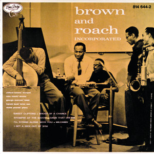 Brown And Roach Incorporated album