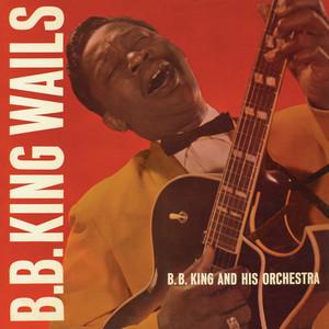 B.B. King Wails album