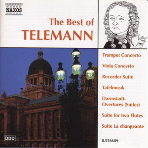 """Ouverture in D Major, """"Darmstadt"""": Harlequinade by Georg Philipp Telemann, Cologne Chamber Orchestra, Helmut Muller-Bruhl"""
