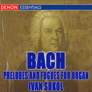 Prelude and Fugue in C Major, BWV 531 cover art