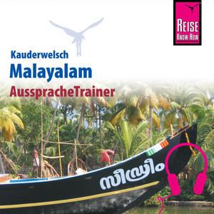 Reise Know-How Kauderwelsch AusspracheTrainer Malayalam