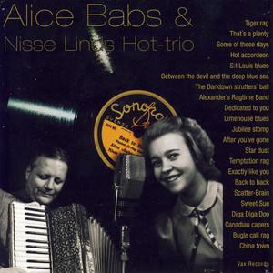Alice Babs & Nisse Linds Hot-Trio album