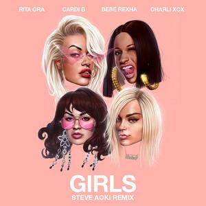 Girls (feat. Cardi B, Bebe Rexha & Charli XCX) [Steve Aoki Remix]