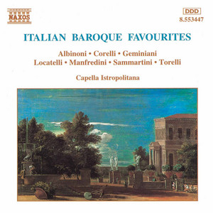 Concerto Grosso in D Minor, Op. 2, No. 5: III. Andante