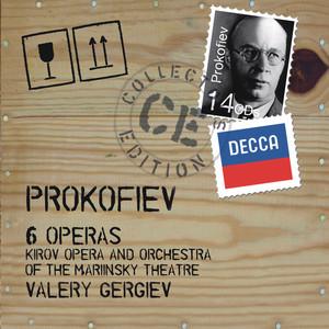 """War and Peace, Op.91 - original version: """"Karabli sazheny"""" cover art"""