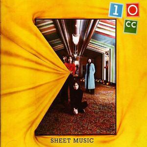 10cc  Sheet Music :Replay