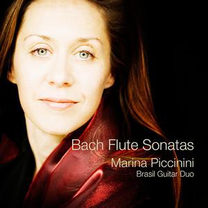 Sonata in E Major, BWV 1035: I. Adagio ma non tanto cover art