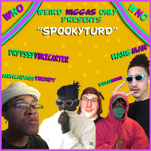 SpookyTurd cover art