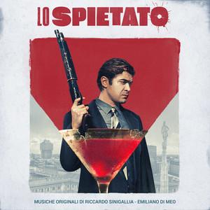 Lo spietato (Original Motion Picture Soundtrack) album