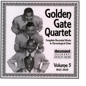 Golden Gate Quartet Vol. 5 (1945-1949) album